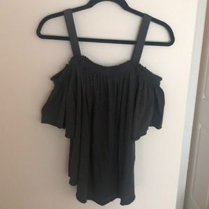 """Free people """"off the shoulder"""" top"""